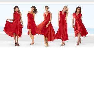 New Victoria Secret (Moda) 6 in 1 Dress Size Large
